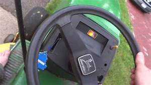 Mowing With The 1987 John Deere 165 Hydro