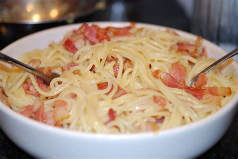spaghetti 224 la carbonara
