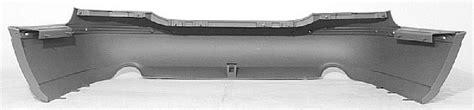 1998 2003 lincoln continental fwd rear bumper cover bumper megastore