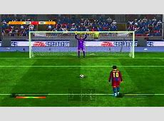 Fifa 11 Man United vs Barcelona Champions league final