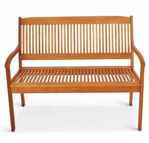 Gartenbank Akazie 3 Sitzer : sam gartenbank akazie 117 cm 2 sitzer mit r ckenlehne fsc french ~ Bigdaddyawards.com Haus und Dekorationen