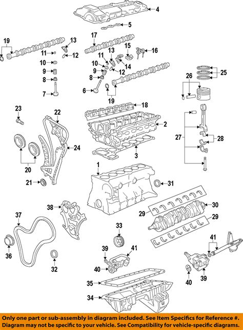 bmw oem    engine valve cover