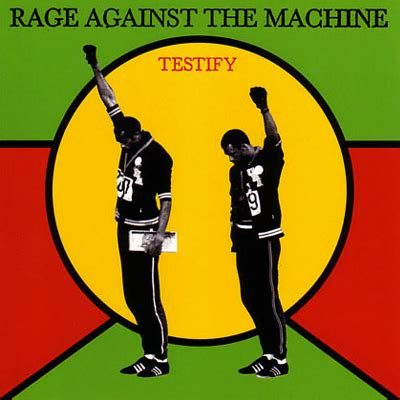 RAGE AGAINST THE MACHINE Testify reviews