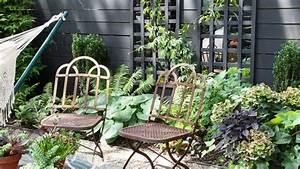 Idee Deco Jardin : idee jardin deco recup ~ Mglfilm.com Idées de Décoration