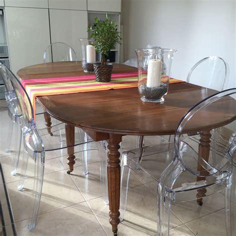 chaise medaillon transparente chaise médaillon eliza transparente chaise design