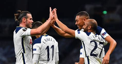 Uefa europa league match report for tottenham hotspur v lask on 22 october 2020, includes all goals and incidents. Gareth Bale makes first start but Tottenham's familiar ...