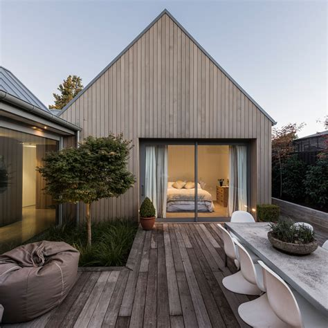 case ornsby completes cedar clad house  christchurch