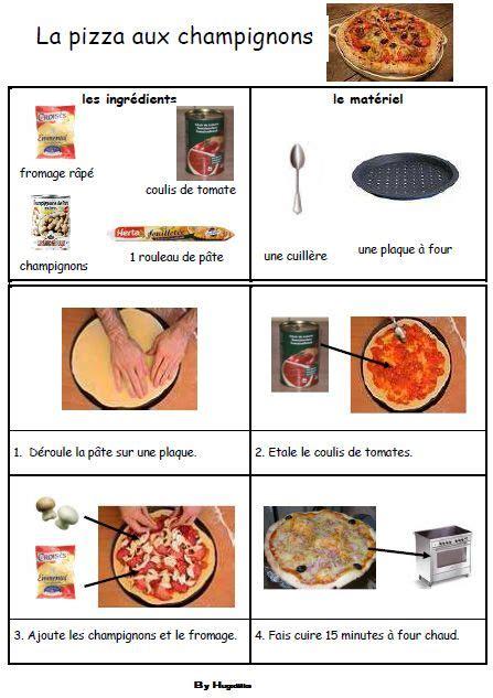 jeux de cuisine de pizza au chocolat 39 best cuisine en classe images on