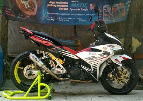 Foto Modifikasi Mx by 100 Foto Modifikasi Yamaha Jupiter Mx Dan Mx King Versi Mx