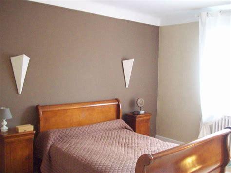 d馗oration de chambre stunning chambre couleur taupe et prune ideas design