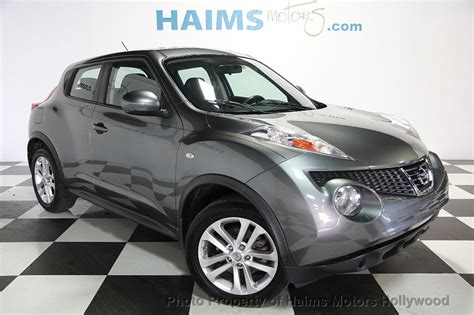 2013 Nissan Juke S by 2013 Used Nissan Juke 5dr Wagon Cvt S Fwd At Haims Motors