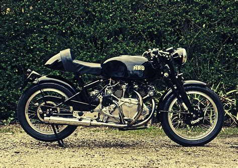 Ian Barry's Amazing Vincent Black Shadow