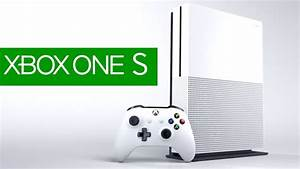 Xbox One S Set For Release On August 2nd