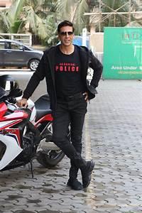 Akshay Kumar Spotted At The Trailer Launch Of Sooryavanshi