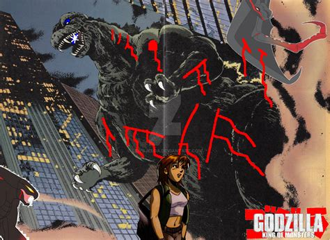 Godzilla King Of The Monsters 2019 The Movie Sneak By