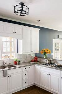 blue walls kitchen 2261