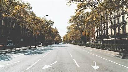 Street 4k Road Marking