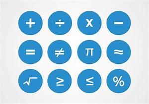 Math Symbols Vectors - Download Free Vector Art, Stock ...