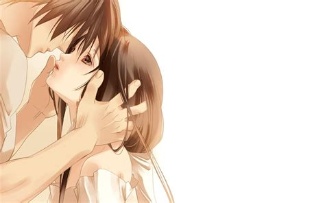 forehead kissing anime hd wallpapers wallpaper cave
