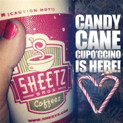 Bryan & becki get coffee; Candycane coffee. #Sheetz!!!   Hot candy, Starbucks double ...