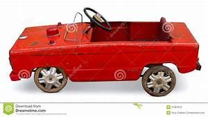 Voiture P : vieille voiture de p dale de jouet photo stock image du rouge piloter 31661810 ~ Gottalentnigeria.com Avis de Voitures
