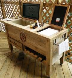 cheap kitchen island carts 26 creative and low budget diy outdoor bar ideas amazing