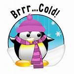 Cold Brrr Clipart Icon Open Camp Warm