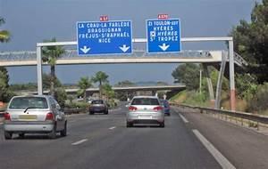 Les Autoroutes En France : autoroutes du sud de la france gr ve des employ s drapeau rouge ~ Medecine-chirurgie-esthetiques.com Avis de Voitures