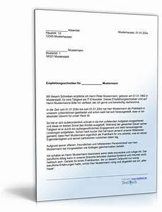Einverständniserklärung Nachbarn Muster Textvorlage : empfehlung praktikant vorlage zum download ~ Themetempest.com Abrechnung