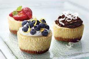 philadelphia mini cheesecakes keeprecipes