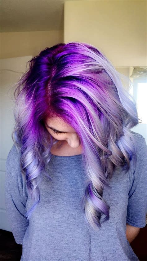 Best 25 Blue Gray Hair Ideas On Pinterest Grey Dyed