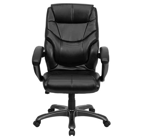 office chair heavy duty best swivel executive leather desk