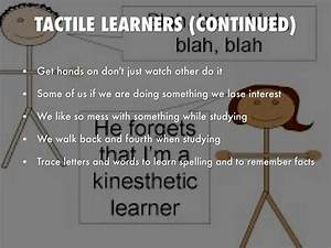 My Learning Style by Cheyenne Moss