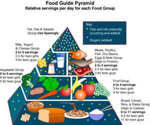 Healthy Food Pyramid