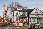 New app helps visitors navigate the Heidelberg Project ...