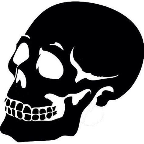 Punisher Skull Template