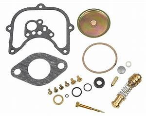 Ford Tractor Carburetor Kit Holley