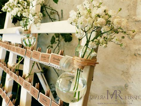 decoration mariage campagne