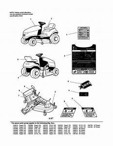 Simplicity Mower Deck Parts