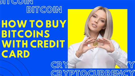 Here is how you can buy bitcoin instantly with debit card or credit card. How to Buy Bitcoins with Credit Card - Publickiss