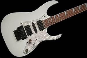 Ibanez Rg Series Rg350dx White Electric Guitar Only