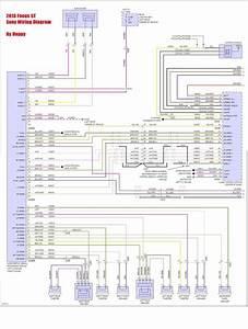 2012 Ford Focus Radio Wiring Diagram