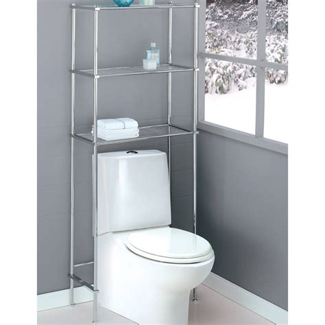 bathroom ladder shelves  toilet storage reviews