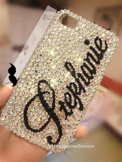 personalized  bling crystal rhinestone iphone