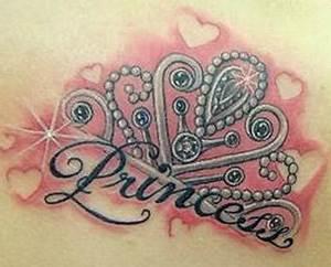 Prince Princess Crowns Tattoo Designs | Ideas Tattoo ...