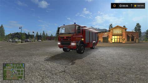 phoenix ls and shades ls 17 tatra phoenix rüstwagen v 1 feuerwehr mod für