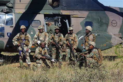 South Africa's Military Is Falling Apart