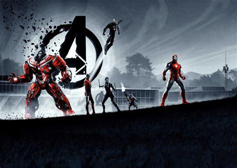 avengers endgame    poster wallpaper hd movies