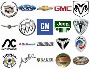 American Car Brands, Companies And Manufacturers | World ...