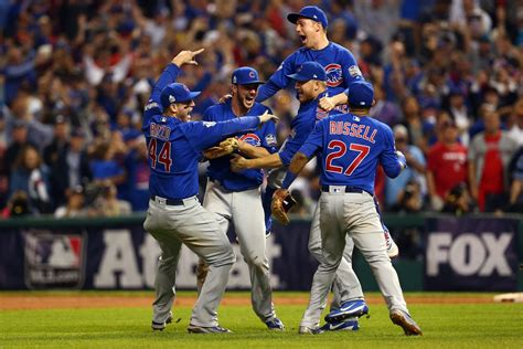 The Chicago Cubs World Series Win Was An Imperfectly